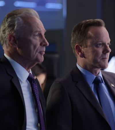 Watching Intently - Designated Survivor Season 1 Episode 14