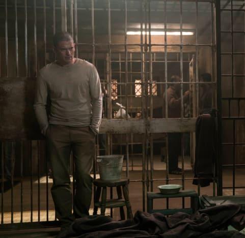 Seven Years Later - Prison Break