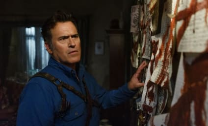 Ash vs Evil Dead Season 3 Episode 5 Review: Baby Proof