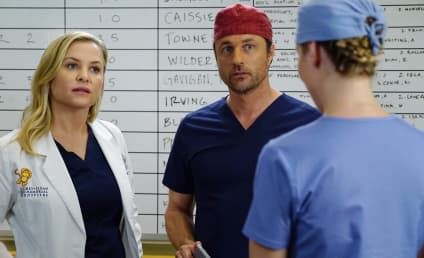Watch Grey's Anatomy Online: Season 13 Episode 6