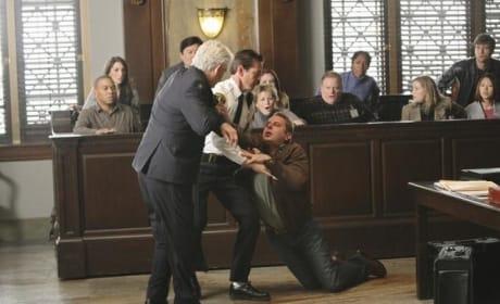 Poisoned Juror