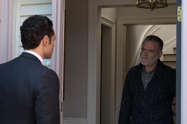 Aaron Talks to General Cochrane - Designated Survivor Season 1 Episode 21