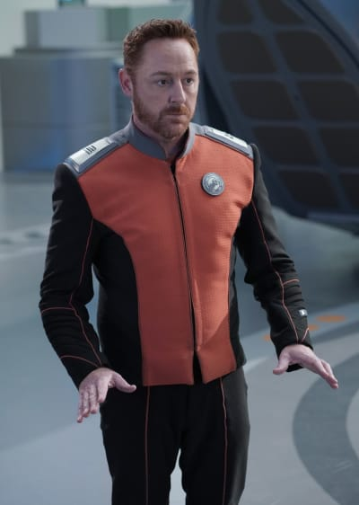 Keeping the Peace - The Orville Season 2 Episode 10