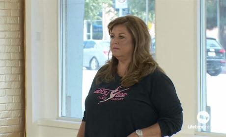 Abby Lee Miller is Upset - Dance Moms