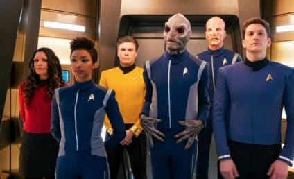 Star Trek: Discovery Shocker: Who's Out?