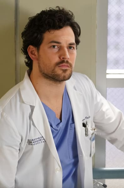 DeLuca's Decline - Tall  - Grey's Anatomy Season 16 Episode 18