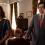 Matt and Daisy - Madam Secretary Season 5 Episode 20
