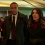Diggle and Tina are Friends - Arrow