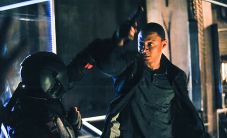 Diggle Takes a Turn