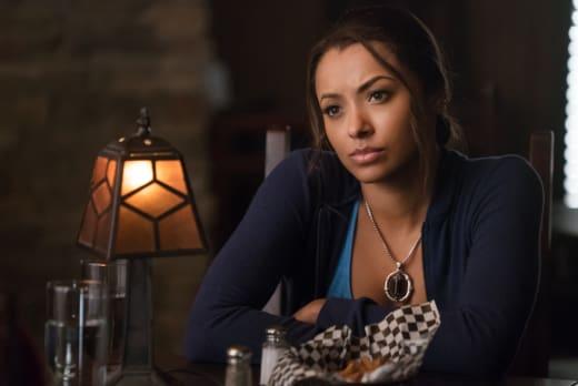 Bonnie the Vampire? - The Vampire Diaries Season 8 Episode 10