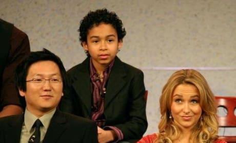 Noah, Masi and Hayden