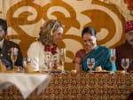 Trip to India - Madam Secretary