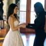 Isabela's Wedding Dress - Queen of the South Season 3 Episode 1