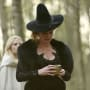 Zelena in Wicked Witch Mode - Once Upon a Time Season 5 Episode 8