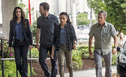 NCIS: New Orleans' Shalita Grant Exits