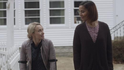 Juliette and Hallie - Nashville Season 5 Episode 8