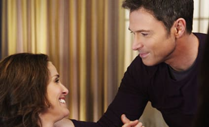 Tim Daly Discusses Private Practice, Character Development