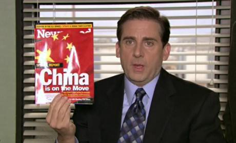 Danger from China