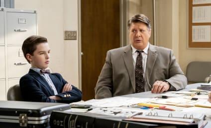Watch Young Sheldon Online: Season 4 Episode 15