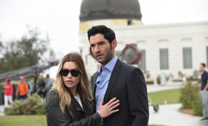 Lucifer: Fox Sets Two-Hour Bonus Episode for May 28th