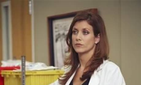 Kate Walsh On Grey's Anatomy