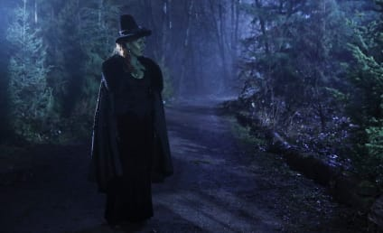 Once Upon A Time Photos: Zelena Meets the Tin Man!