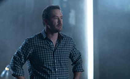 The Passage Season 1 Episode 5 Review: How You Gonna Outrun the End of the World?