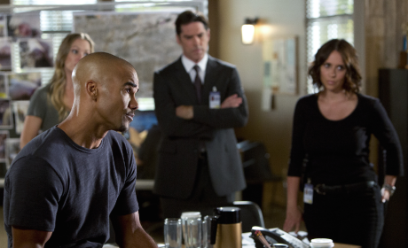 The Criminal Minds Team Season 10 Episode 1