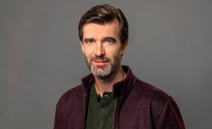 Lucas Bryant Promotes The Angel Tree, Recalls Haven, and Shares Australian Christmas Traditions