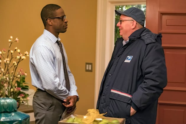 The Mailman - This Is Us Season 1 Episode 17