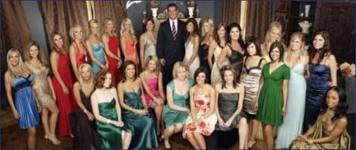 Matt Grant, The Bachelor Contestants