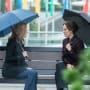 Agents in the Rain - The X-Files Season 10 Episode 6