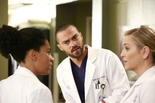 The Trio - Grey's Anatomy Season 13 Episode 12