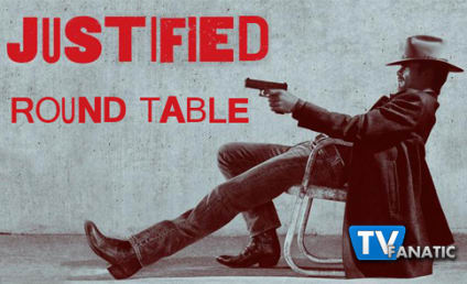 "Justified Round Table: ""The Bird Has Flown"""