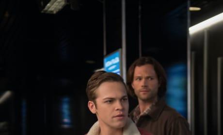 Saving Jack - Supernatural Season 14 Episode 9