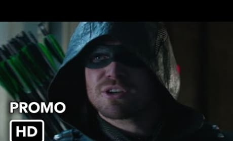 Arrow Season 4 Episode 11 Promo: She's Not Ready