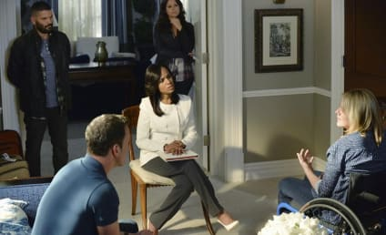 Scandal Photo Gallery: Liv is Back!