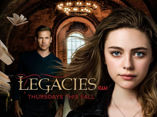 Legacies Key Art - The Originals
