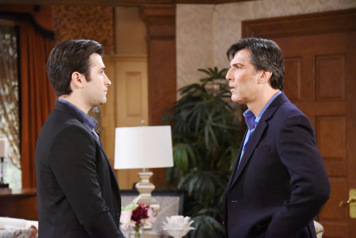Sonny Wants Deimos Gone - Days of Our Lives