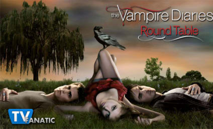 "The Vampire Diaries Round Table: ""Dead Man on Campus"""