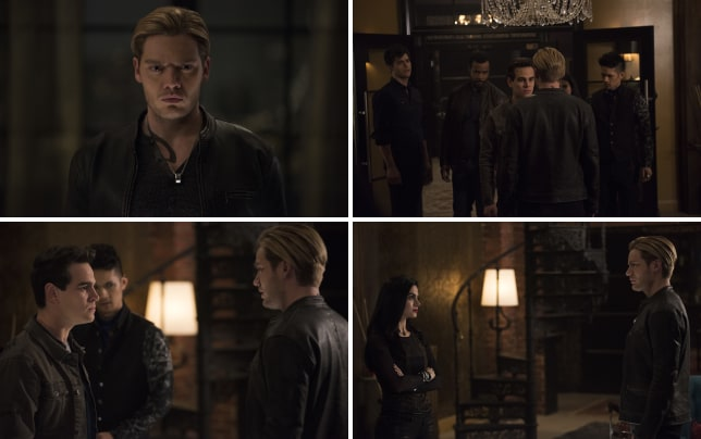 The owl demon shadowhunters s3e8