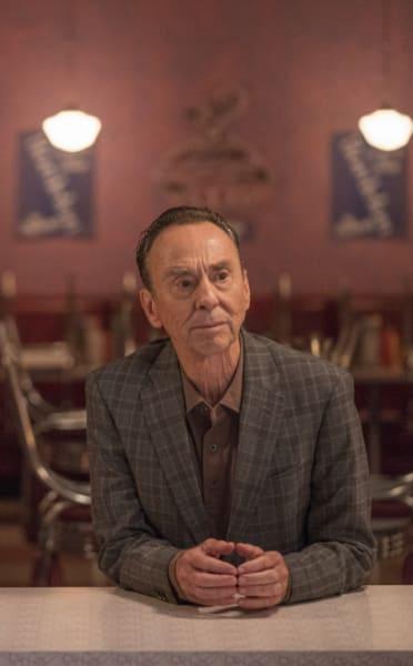 Sam Landry At The Diner - Queen Sugar Season 4 Episode 13