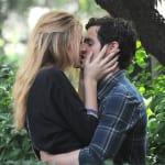 Blake and Penn Kiss