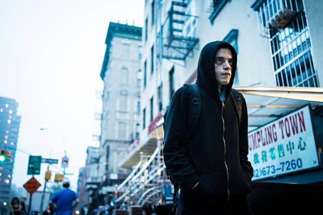 A Single Triumph for Mr. Robot