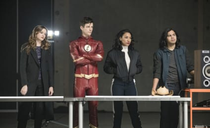 The Flash Season 4 Episode 14 Review: Subject 9