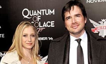 Matthew Settle, Wife Excited For Birth of First Child