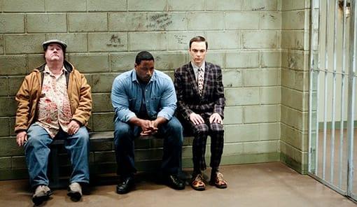 Sheldon in Jail