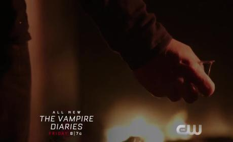 The Vampire Diaries Promo: Bonnie Says Goodbye to Enzo