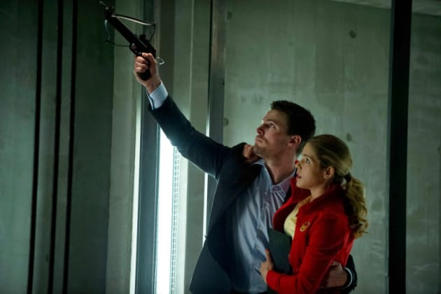 Escaping with Felicity
