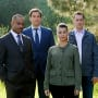 Vance, Tony, Tim and Ziva